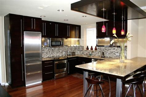 Floor And Decor Granite Countertops by Penthouse Kitchen