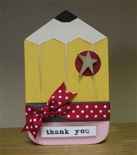 Handmade Thank You Cards For Teachers - 199 best craft cards teachers day images on