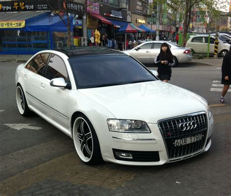 Audi A8 D3 Tuning by Modified Audi A8 D3 2 Tuning
