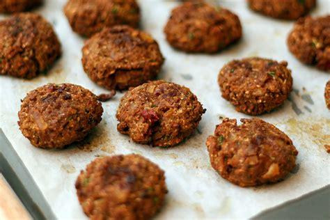 vegetarian rissoles  textured vegetable protein tvp