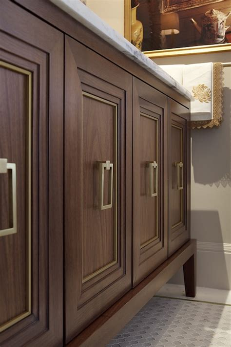 Bathroom Vanity Pulls And Knobs Brass Cabinet Pulls Contemporary Bathroom Artistic