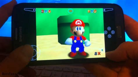supern64 n64 emulator best nintendo 64 emulator free for android on samsung galaxy note - N64 Emulator Android