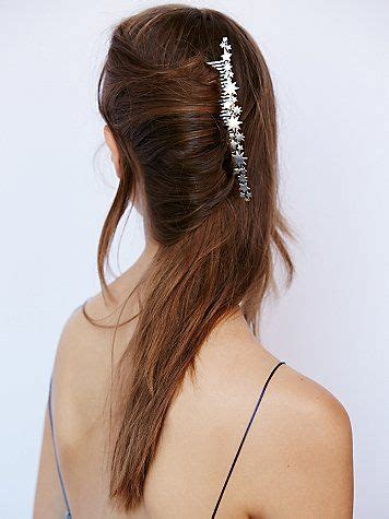hair design maker long nights french comb large metal hair comb with