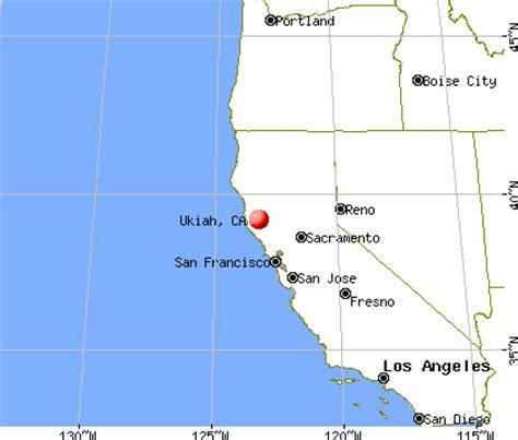 map ukiah california ukiah california ca 95482 profile population maps