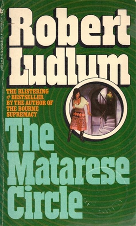 the matarese countdown series 2 the matarese circle by robert ludlum reviews discussion