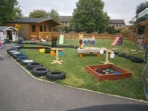 Home Daycare Ideas For Decorating by Triyae Com Daycare Backyard Ideas Various Design