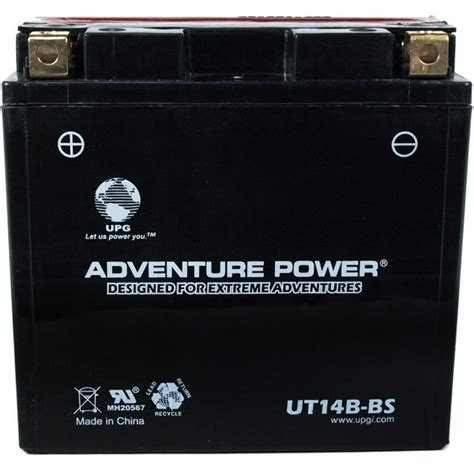 Motorrad Batterie Gs Gt14b 4 by Yamaha Gs Gt14b 4 Motorcycle Replacement Battery