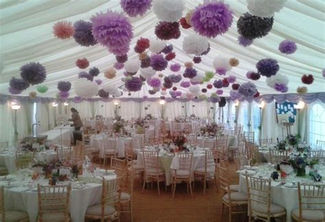 Wedding Ceiling Decorations by Cheap Wedding Ceiling Decorations Marquee Hire Dorset