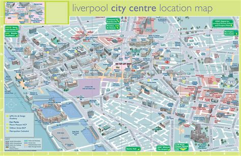 printable map liverpool city centre liverpool tourist map