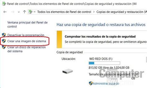 como crear imagen del sistema en windows 10 youtube c 243 mo hacer un backup de tu pc en windows 10 taringa