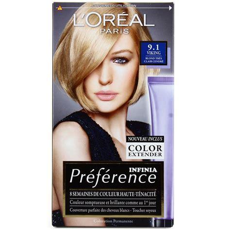 coloration meche cheveux l oreal coloration l oreal pour cheveux blancs coiffures populaires