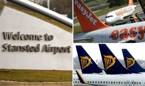 stanstead air stansted airport thousands stranded as air traffic