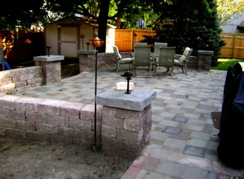 small garden patio design idea freshouz