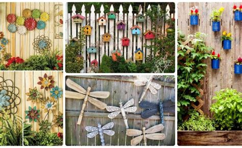 Decorate Your Fence by 12 Ways To Decorate Your Fence Site For