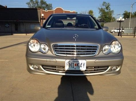 books about how cars work 2006 mercedes benz cls class lane departure warning buy used 2006 mercedes c class c280 4matic 47k all records books garaged inspected in