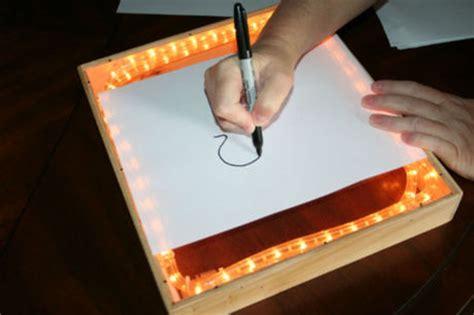 build  tracing table diy