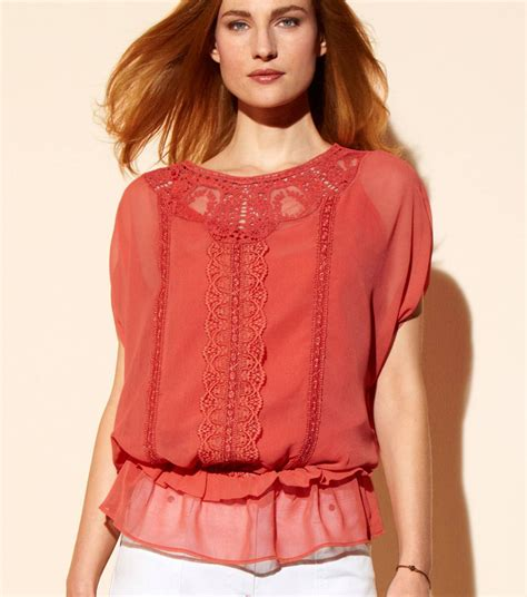 blusas de lino para mujer