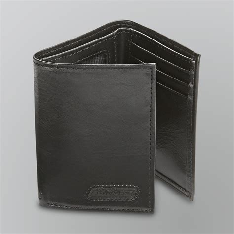 genuine dickies s trifold wallet with chain clothing
