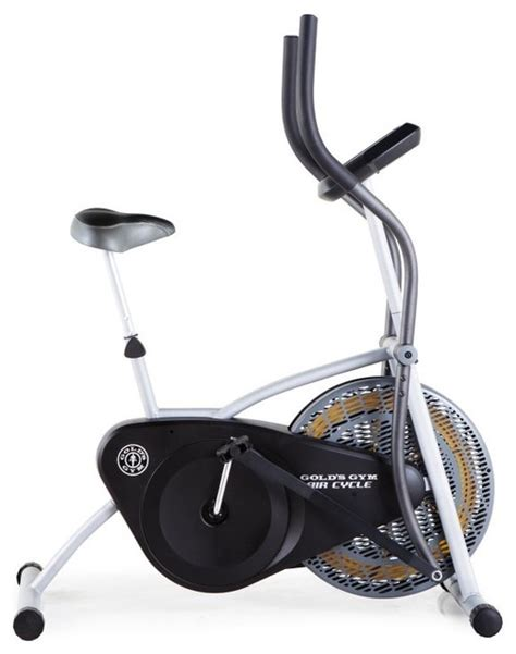 golds gym the fan gold s gym air cycle ggex61914 contemporary home gym