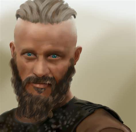 why did ragnar cut his hair ragnar hair take a tour of the insanely epic hair of