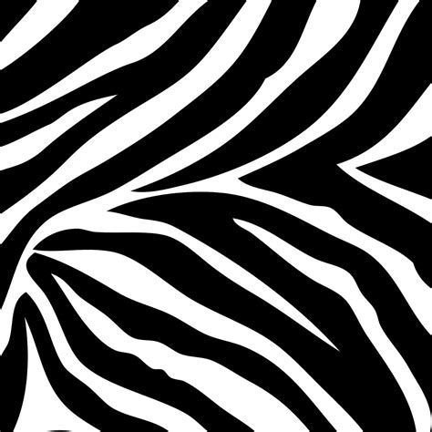 printable zebra print stencil cliparts co