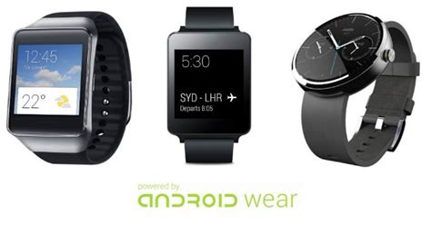 android wear devices - Android Wear Devices
