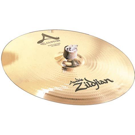 Cymbal Zildjian Zbt Crash 16 zildjian a custom 16 quot fast crash cymbal at uk stockist footesmusic
