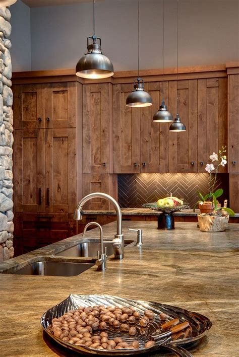 rustic kitchen island lighting industrial mini pendant lighting over kitchen island