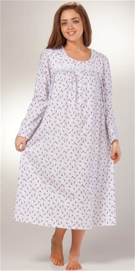 knit nightgowns eileen west nightgowns cotton jersey knit