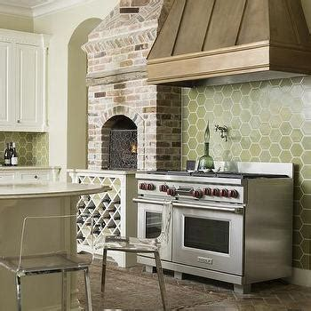 backsplash honeycomb dekor home design ideen