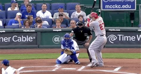 baseball swing gif the back elbow baseball rebellion