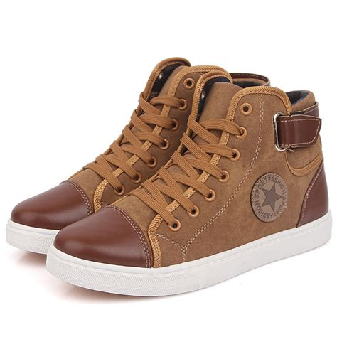 fashion sneaker brands shoes fashion canvas shoes winter new brand 2016