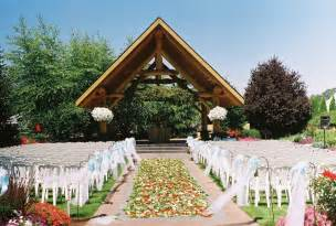 outdoor wedding venues portland oregon