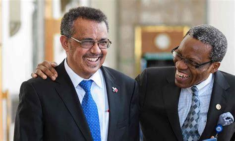 tedros adhanom ghebreyesus oms elige al primer director general africano tras una
