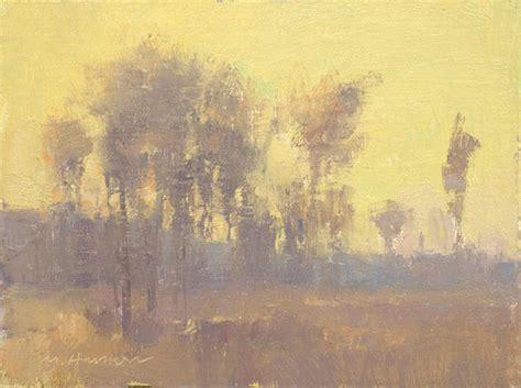 R S Painting by Marc Hanson Plein Air Landscape Painter Southwest