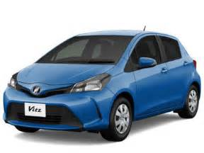 Toyota Cars And Their Prices Toyota Vitz For Sale Price List In The Philippines