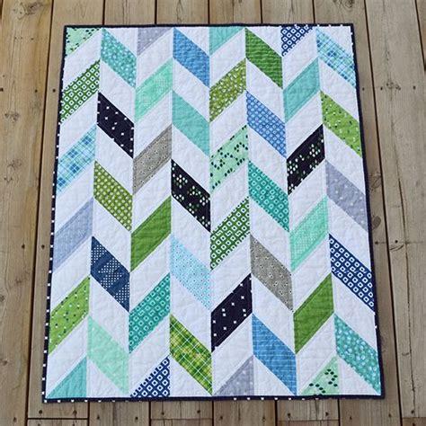 quilt pattern herringbone free quilting baby boy herringbone quilt quick quilts