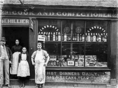 Design House Aberdeen Online Store how a british highstreet in shrewsbury looked 125 years