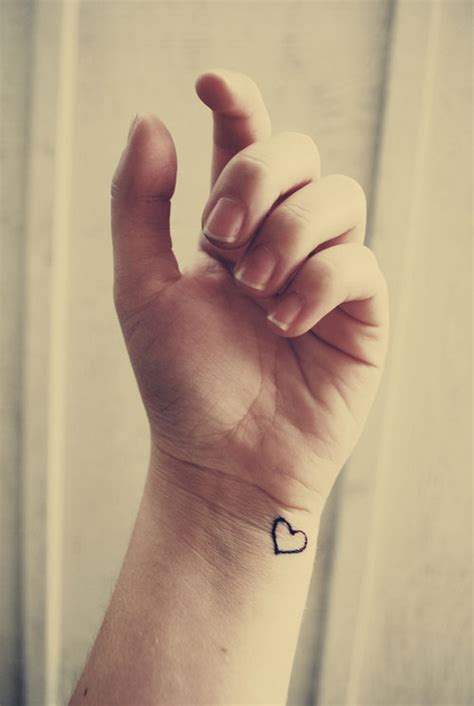 heart tattoo on side of wrist 25 wrist tattoos which are as well creativefan