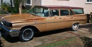 1959 Pontiac Wagon Purchase Used 1959 Pontiac Station Wagon Az Solid