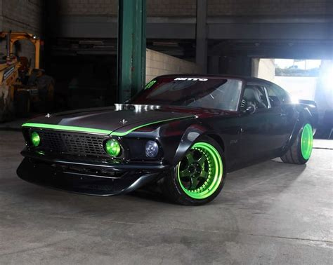 1969 rtr x mustang the 1969 ford mustang rtr x fastback built by professional