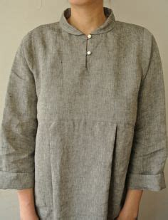 Conny Tunik womens sewing pattern for linen search clothes