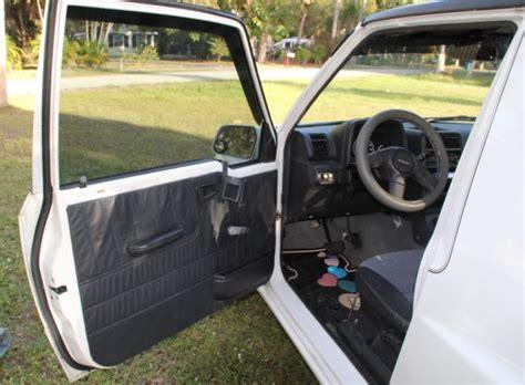 1994 susuki sidekick 2 doors automatic in great shape runs perfect for sale suzuki sidekick 1994 susuki sidekick automatic in great shape runs perfect 2 weel rear drive for sale