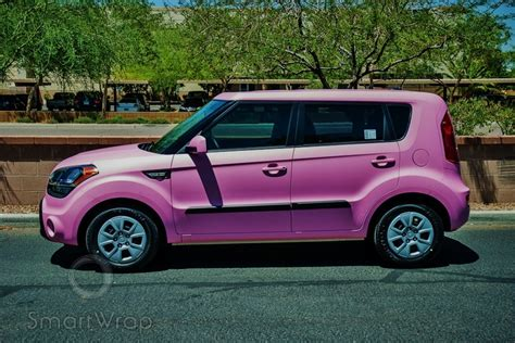 Pink Kia Pin By Vernie Robertson On Kars And Things With Wheels
