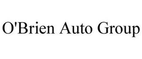 O Brien Auto Group Logo by O Brien Michael Trademarks 21 From Trademarkia Page 1