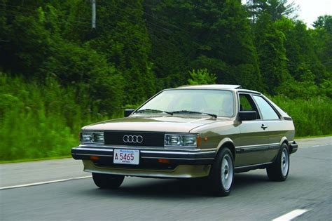 Audi S100 Coupe by Four Rings Two Doors One Spirit 1974 Audi 100 Cou