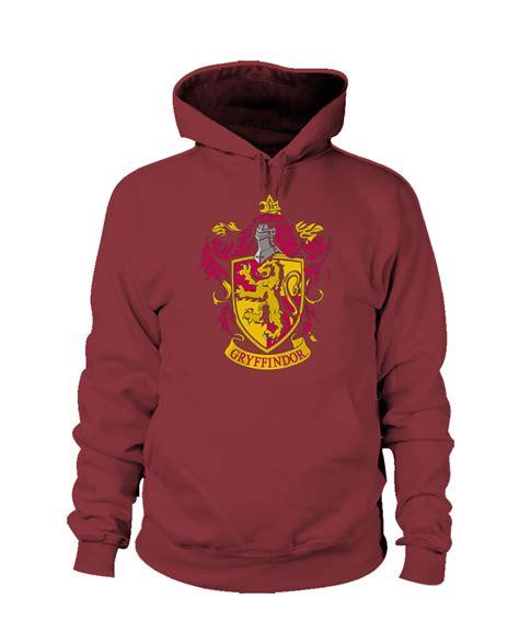 Hoodie Harry Potter Design Animasi T Shirt Sweater Hoodies Pria Keren harry potter gryffindor hoodie