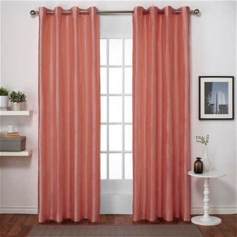 salmon colored drapes salmon colored curtain panels curtain menzilperde net