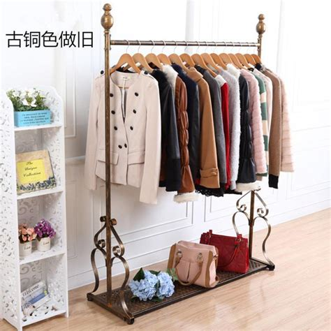 the most vintage clothing racks wholesale