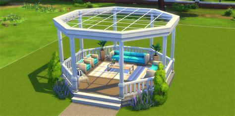 Home Design Cheats build a gazebo